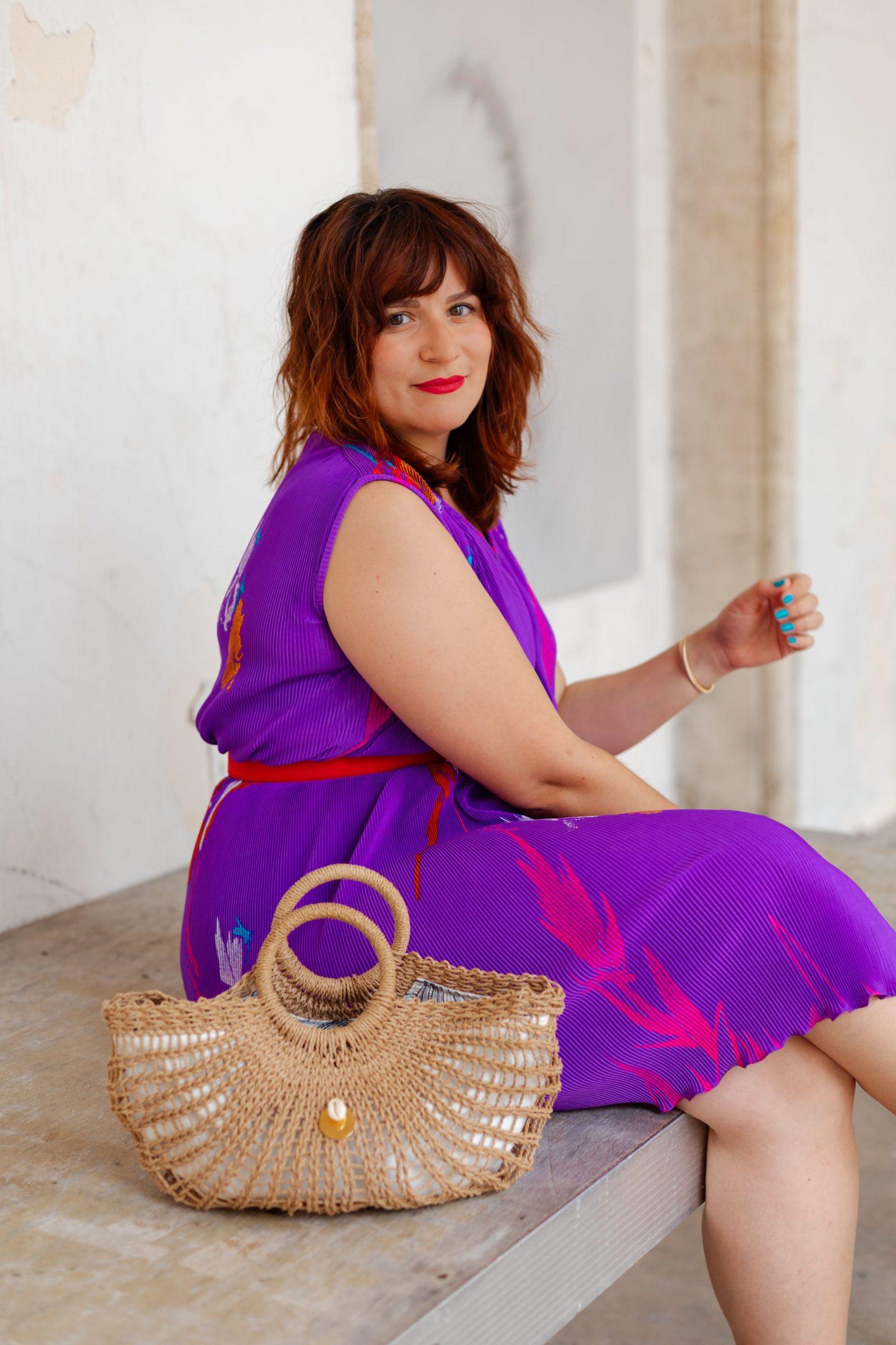 s'habiller-en-violet