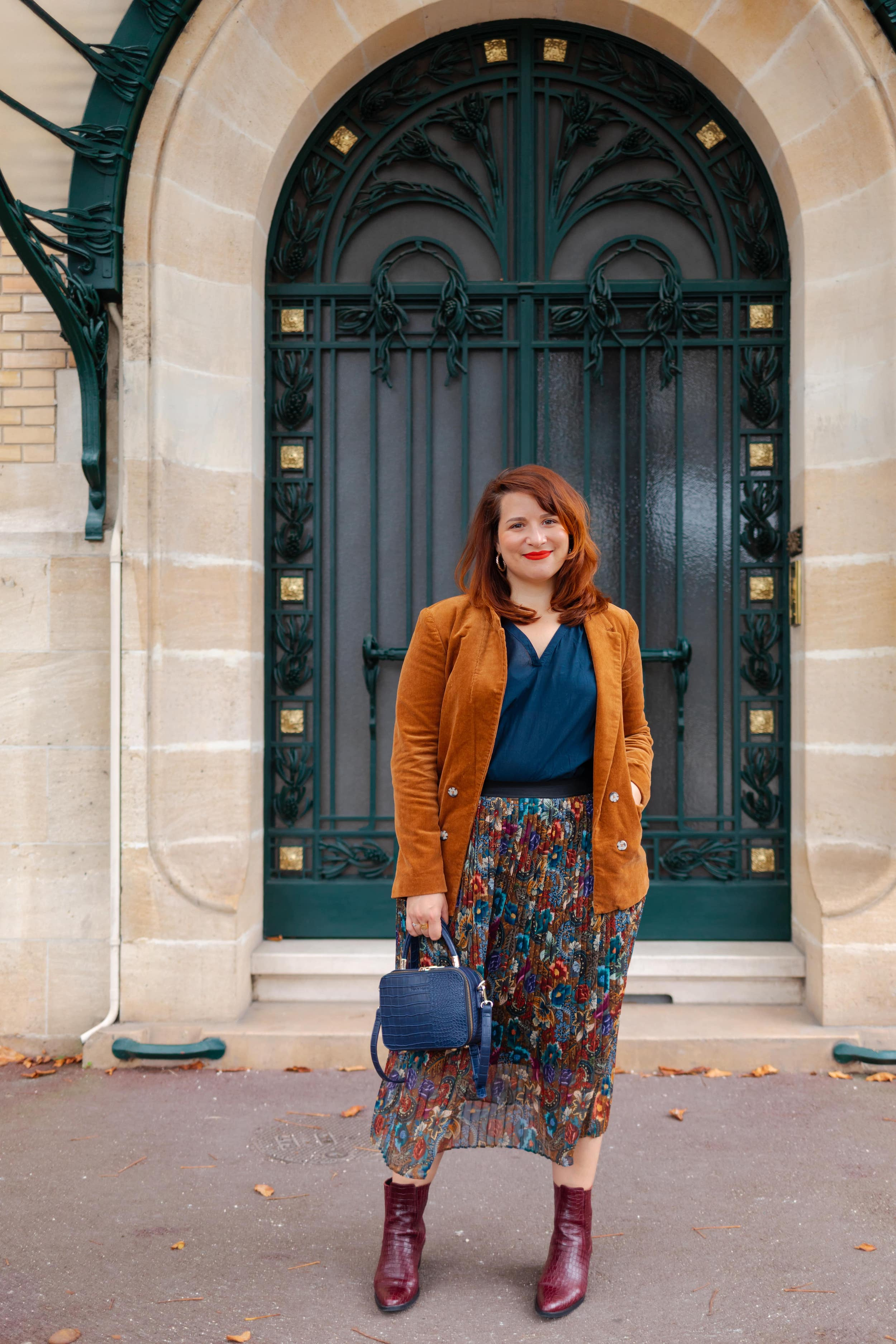look-jupe-couleurs-automne