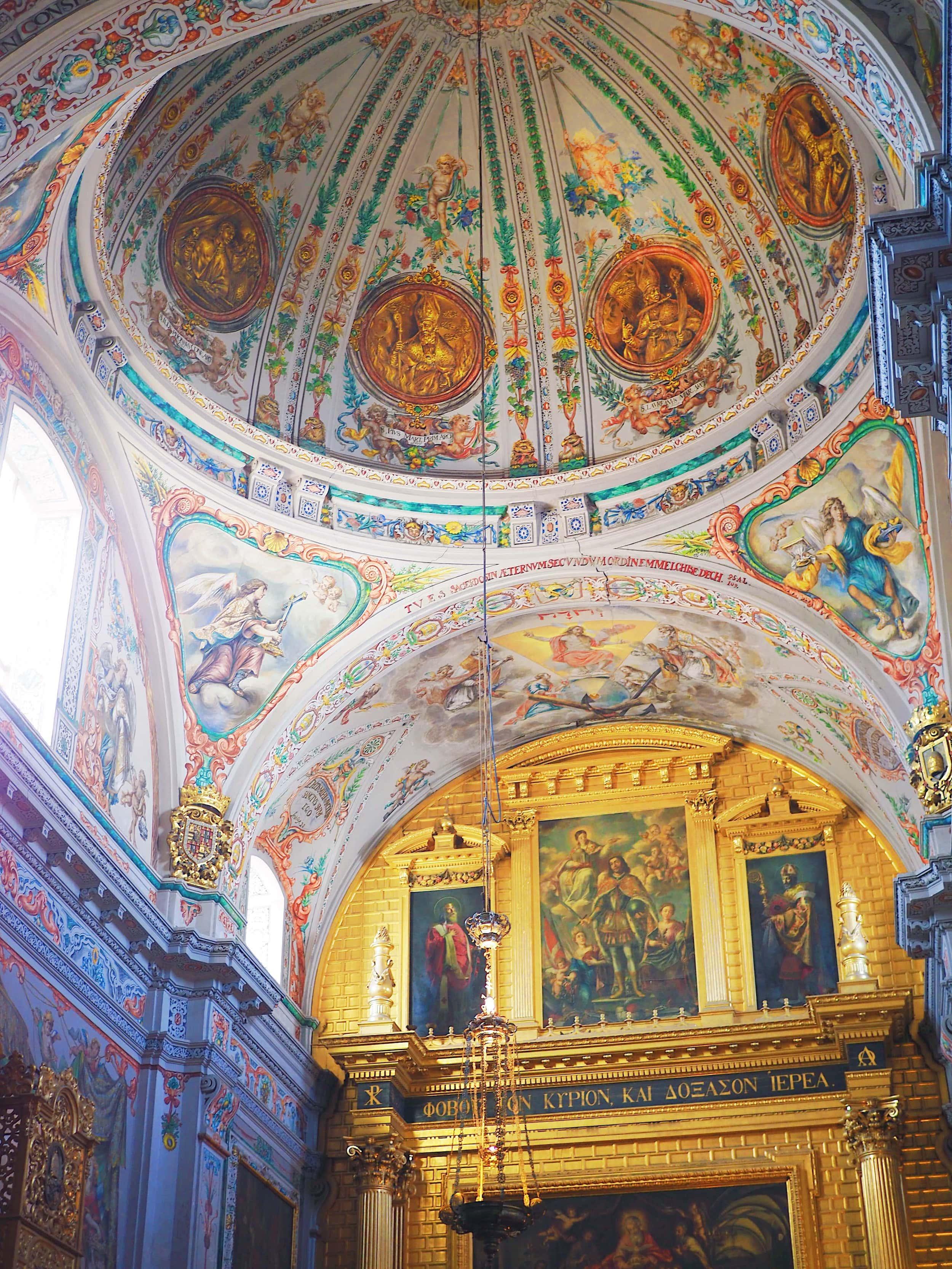 église-baroque-séville