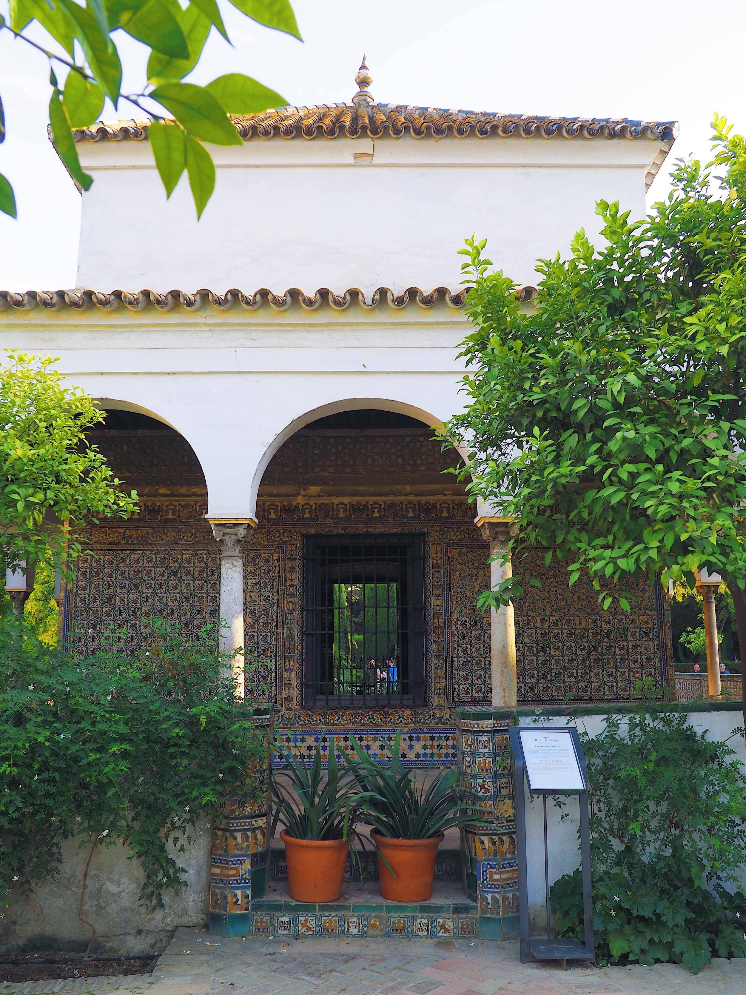 jardins-alcazar-séville
