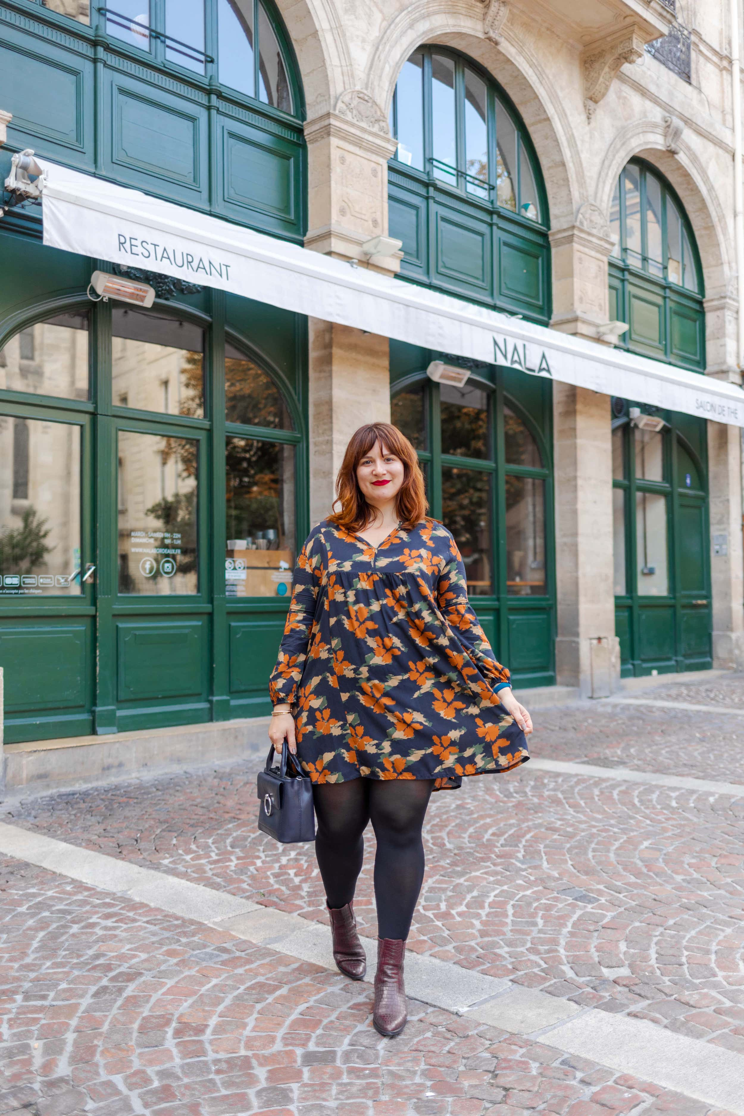 look-robe-courte-grande-taille