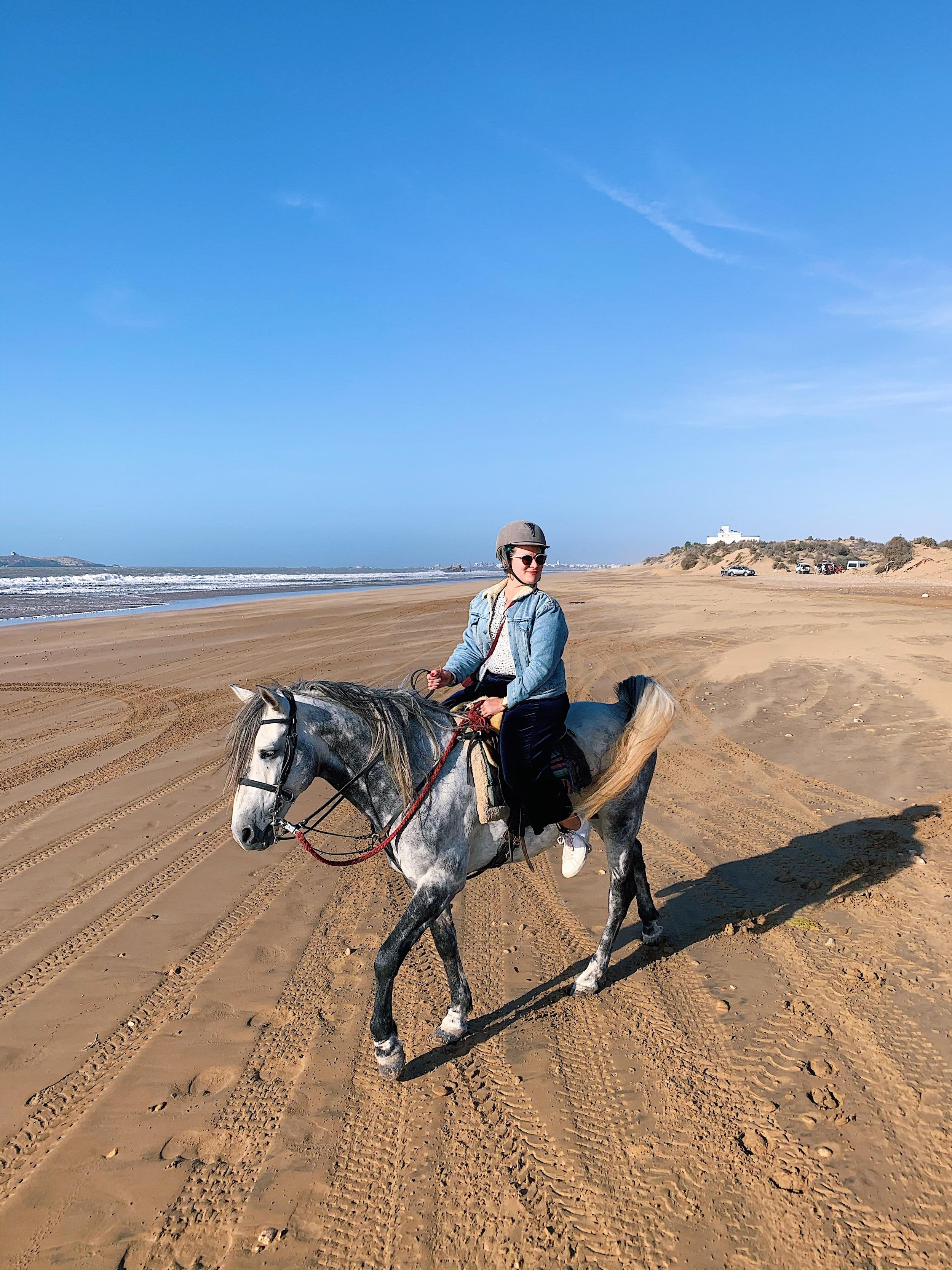 essaouira-plage-balade-à-cheval