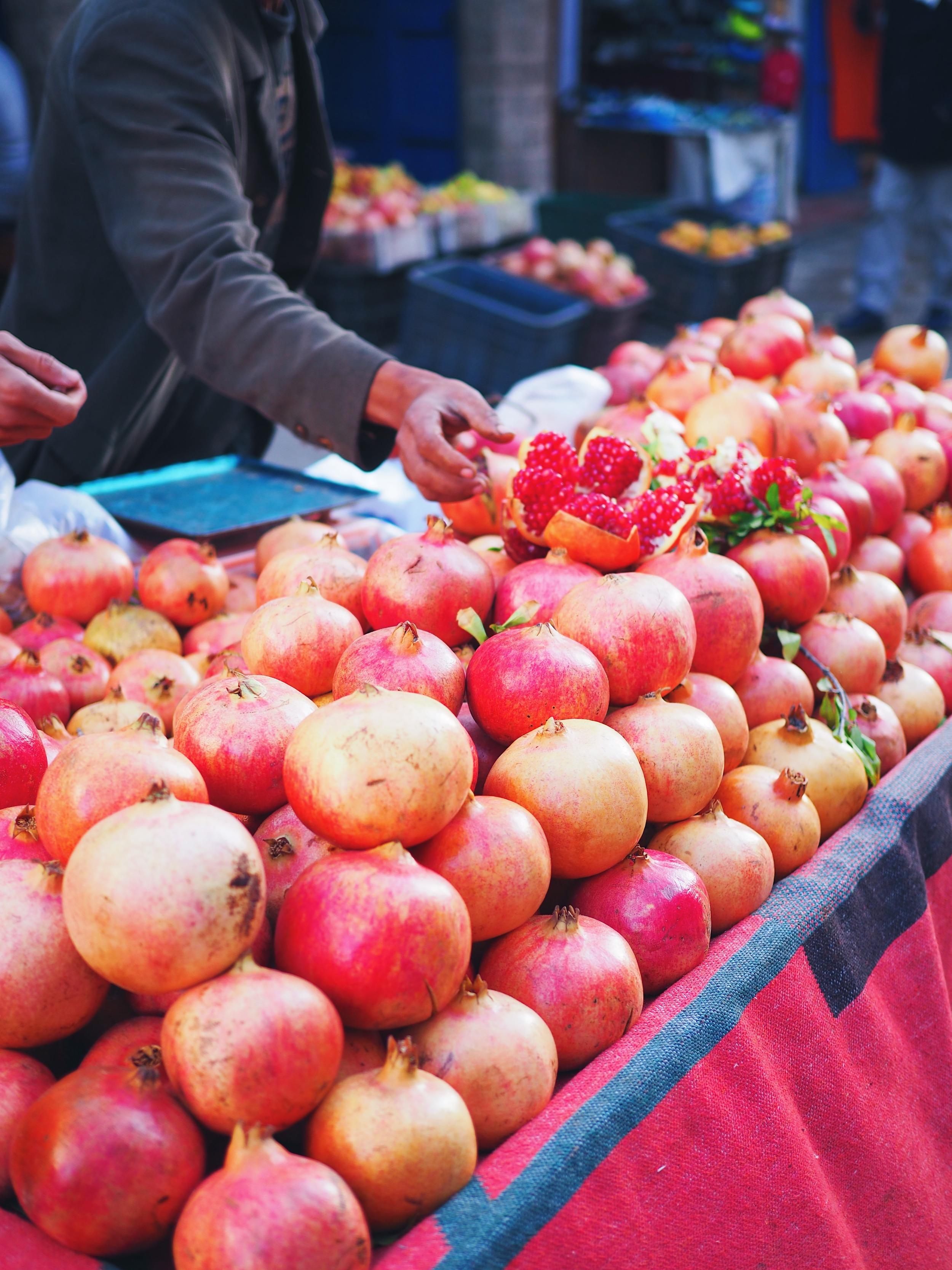marché-fruits-essaouira