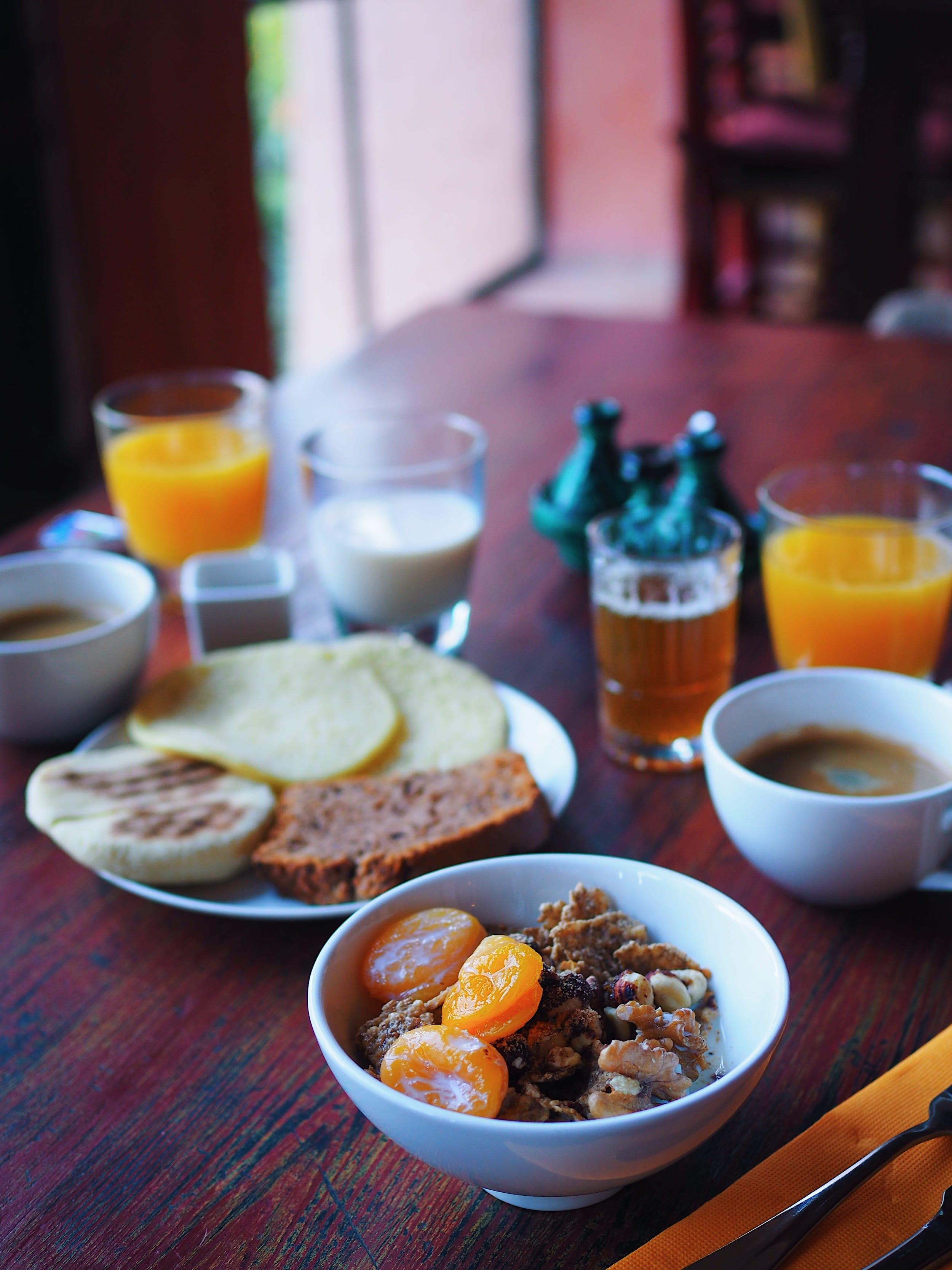 petit-déjeuner-riad-essaouira