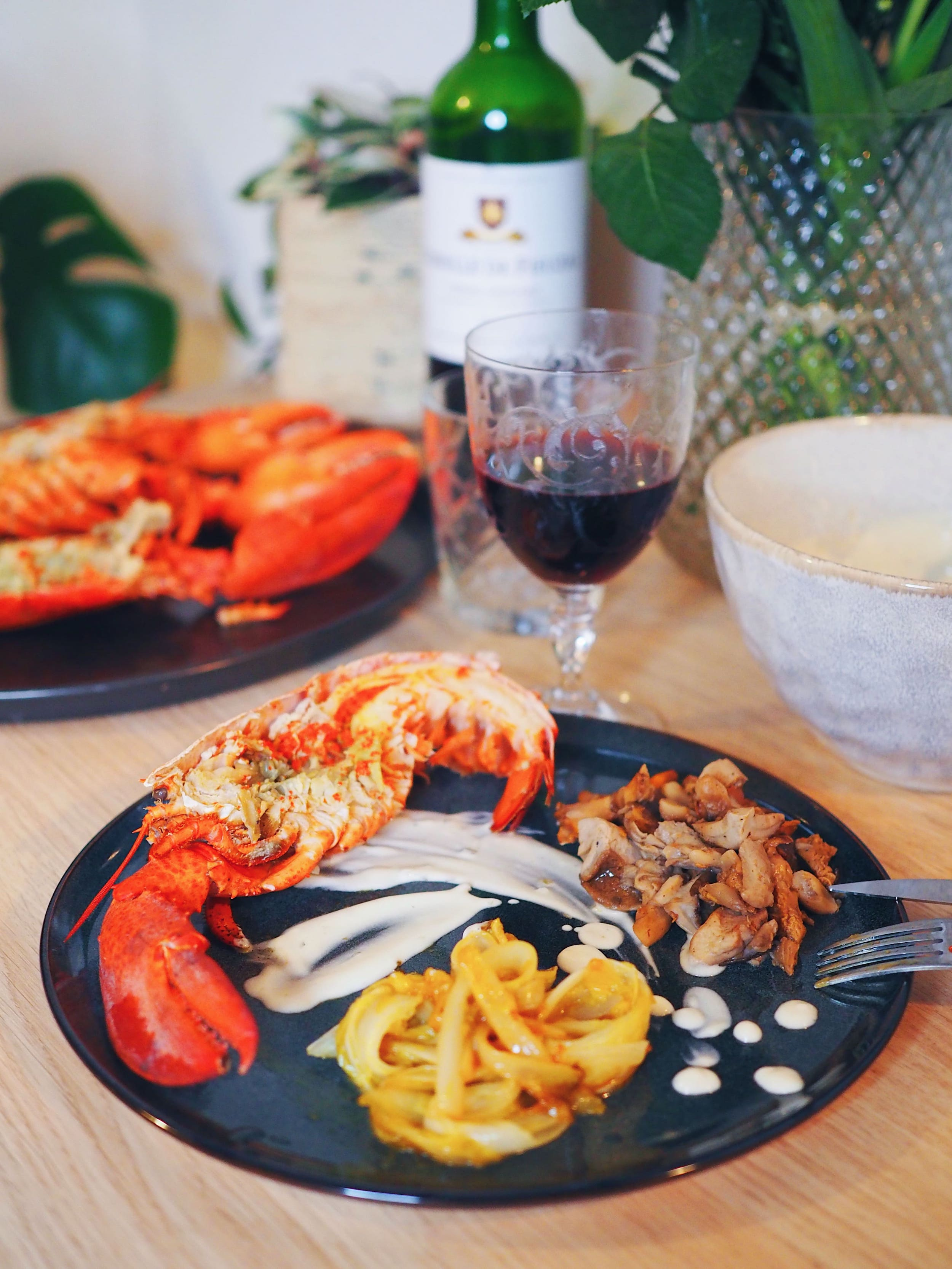 recette-homard