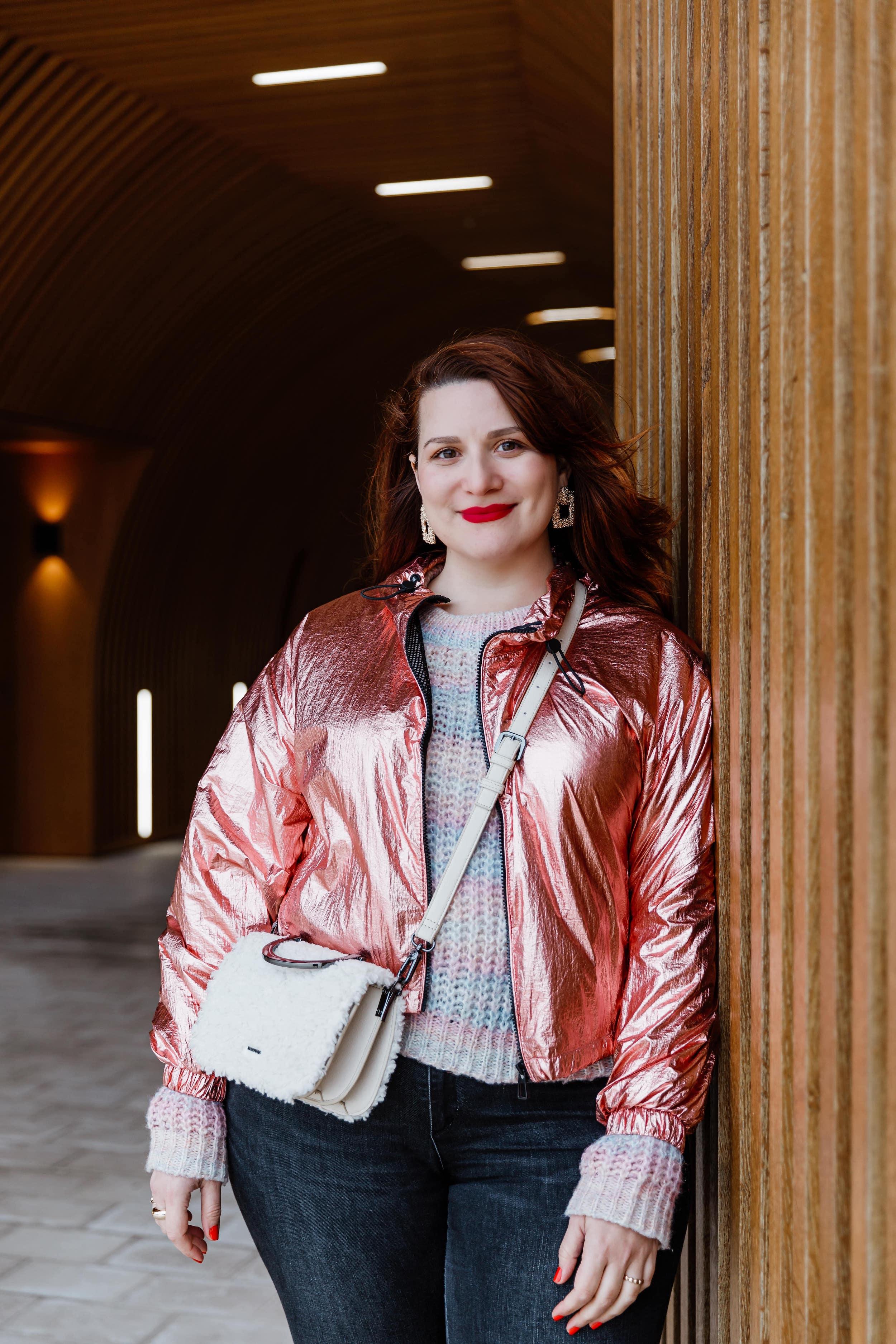 veste-rose-metallisée