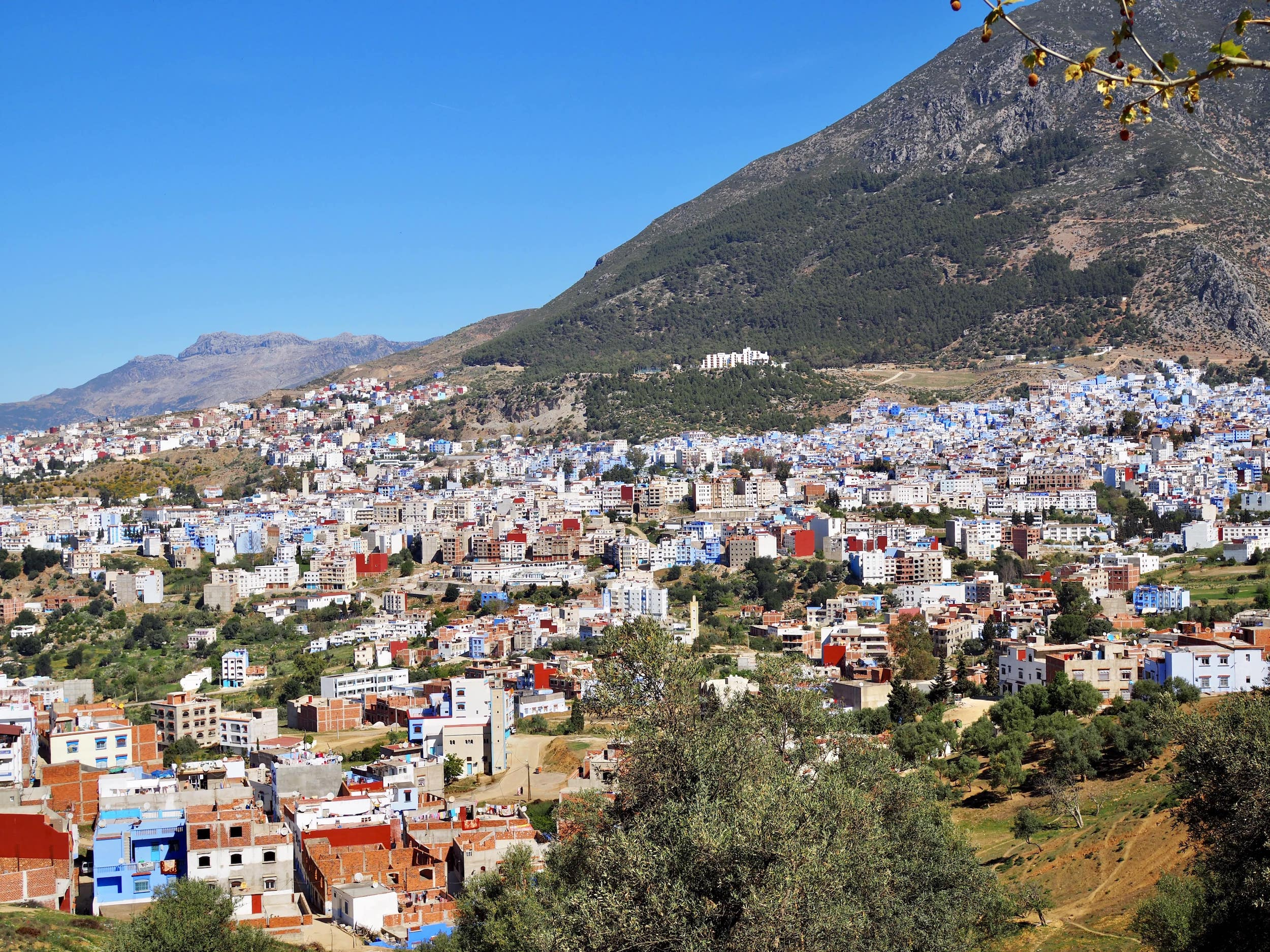 excursion-fes-à-chefchaouen