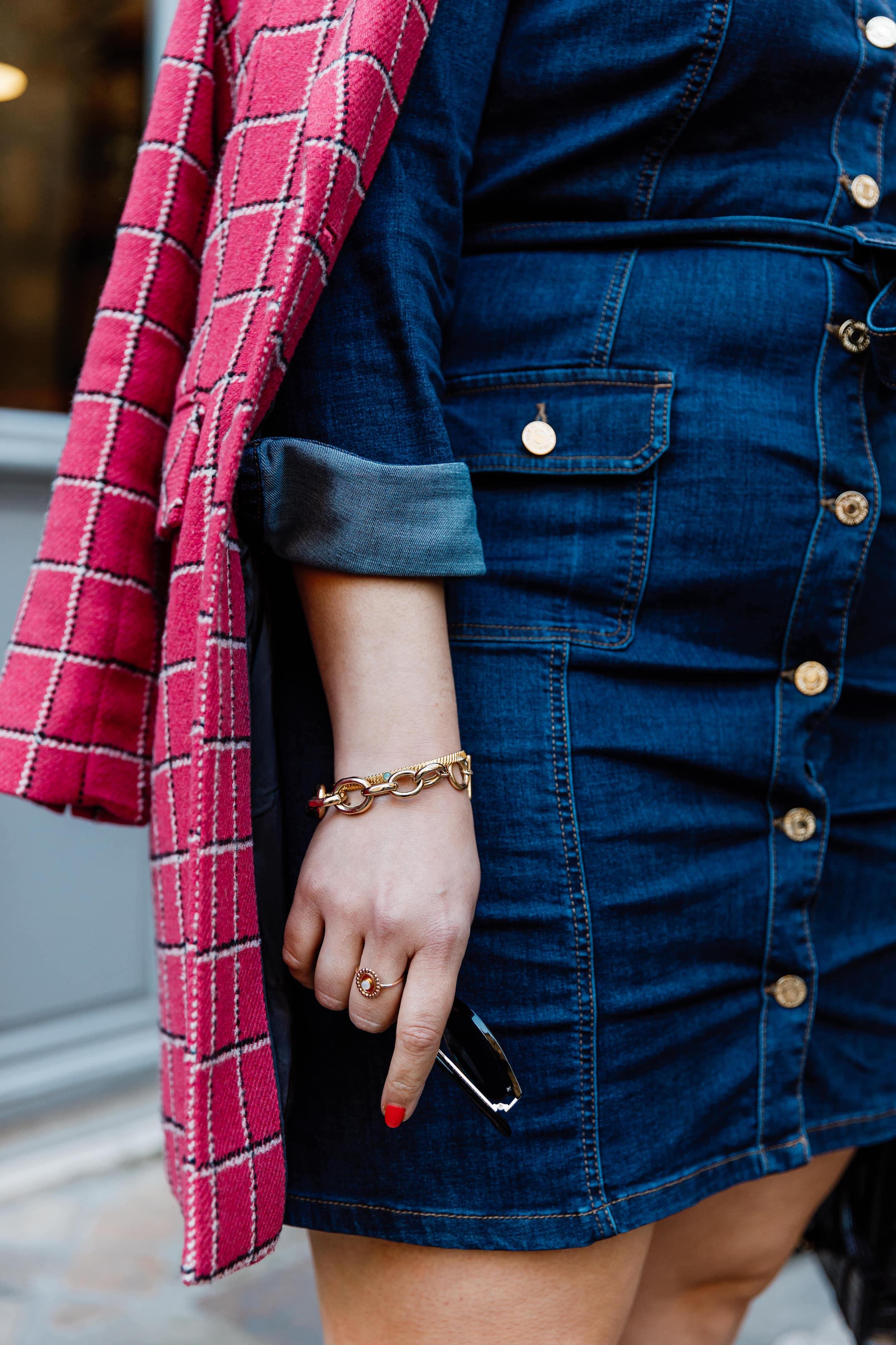 robe-courte-en-jean